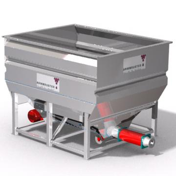ARMBRUSTER Grape- and Mashpump /Feed hopper